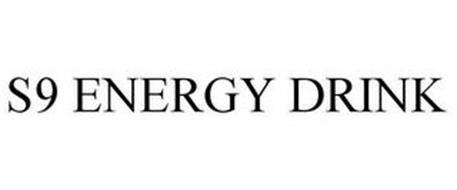 S9 ENERGY DRINK