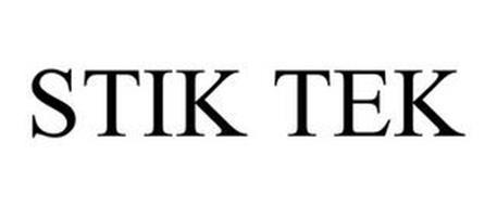 STIK TEK