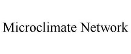 MICROCLIMATE NETWORK