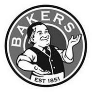 BAKERS EST 1851