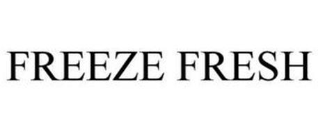 FREEZE FRESH