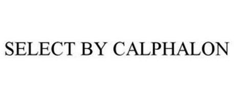 SELECT BY CALPHALON