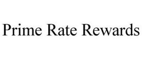 PRIME RATE REWARDS