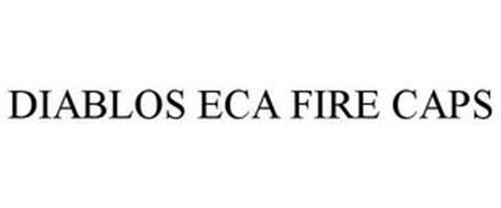 DIABLOS ECA FIRE CAPS