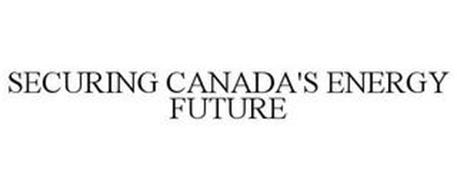 SECURING CANADA'S ENERGY FUTURE