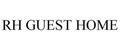 RH GUEST HOME