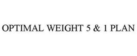 OPTIMAL WEIGHT 5 & 1 PLAN