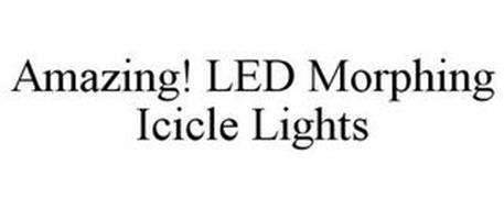 AMAZING! LED MORPHING ICICLE LIGHTS