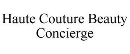 HAUTE COUTURE BEAUTY CONCIERGE