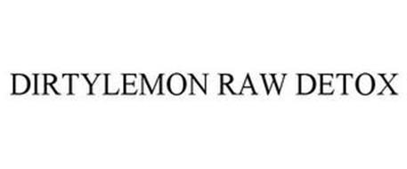 DIRTYLEMON RAW DETOX