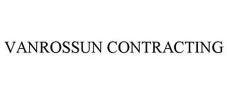 VANROSSUN CONTRACTING