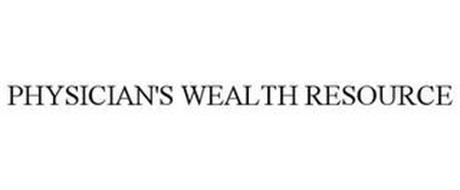 PHYSICIAN'S WEALTH RESOURCE