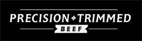 PRECISION TRIMMED BEEF