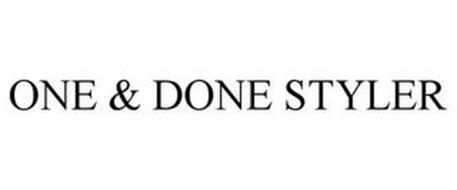 ONE & DONE STYLER