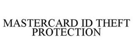 MASTERCARD ID THEFT PROTECTION