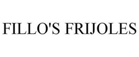 FILLO'S FRIJOLES