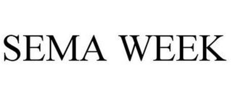 SEMA WEEK