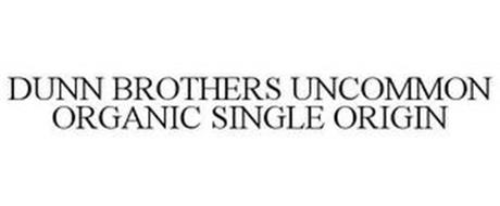 DUNN BROTHERS UNCOMMON ORGANIC SINGLE ORIGIN