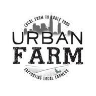 LOCAL FARM TO TABLE FOOD URBAN FARM SUPPORTING LOCAL FARMERS