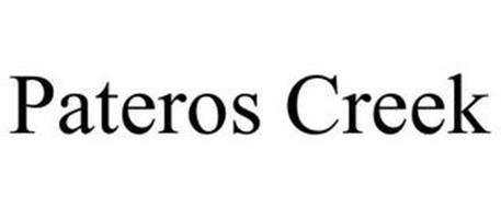 PATEROS CREEK