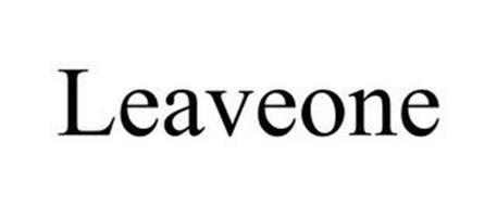 LEAVEONE