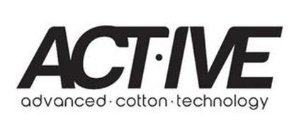 ACT·IVE ADVANCED · COTTON · TECHNOLOGY