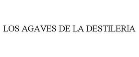 LOS AGAVES DE LA DESTILERIA