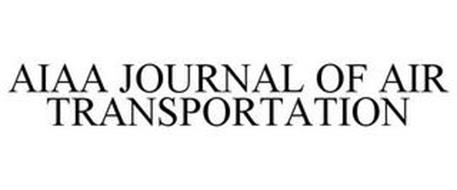 AIAA JOURNAL OF AIR TRANSPORTATION