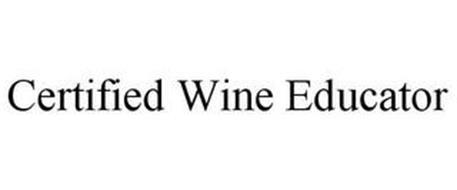 CERTIFIED WINE EDUCATOR