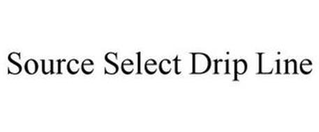 SOURCE SELECT DRIP LINE