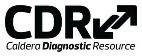 CDR CALDERA DIAGNOSTIC RESOURCE