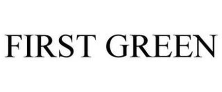 FIRST GREEN