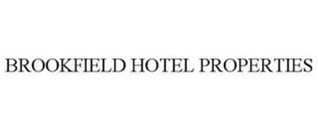 BROOKFIELD HOTEL PROPERTIES