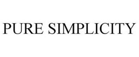 PURE SIMPLICITY