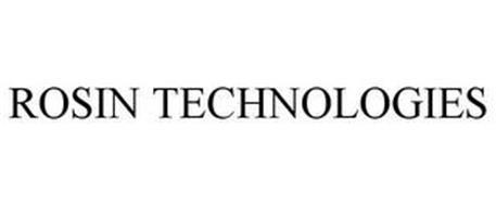 ROSIN TECHNOLOGIES
