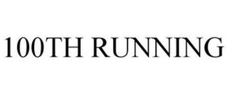100TH RUNNING