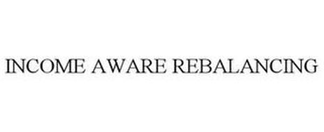 INCOME AWARE REBALANCING