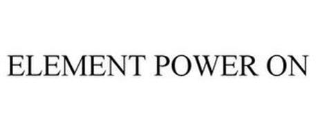 ELEMENT POWERON
