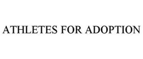 ATHLETES FOR ADOPTION