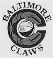 BALTIMORE CLAWS C ABA