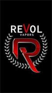 REVOL VAPORS R