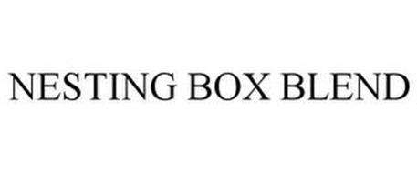 NESTING BOX BLEND