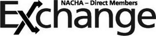 NACHA - DIRECT MEMBERS EXCHANGE