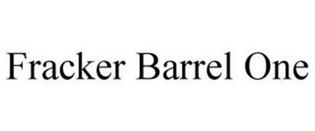FRACKER BARREL ONE