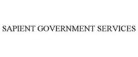 SAPIENT GOVERNMENT SERVICES