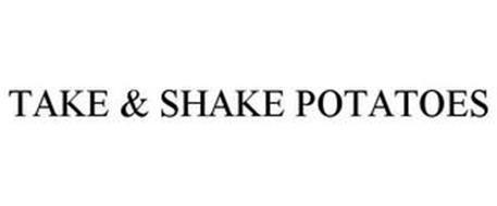 TAKE & SHAKE POTATOES