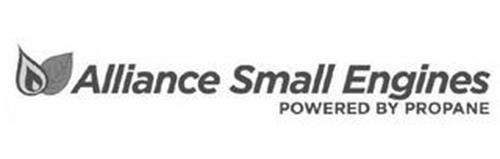 ALLIANCE SMALL ENGINES POWERED BY PROPANE