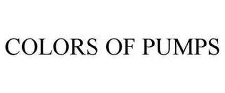 COLORS OF PUMPS