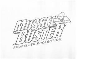 MUSSEL BUSTER PROPELLER PROTECTION