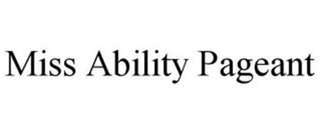 MISS ABILITY PAGEANT